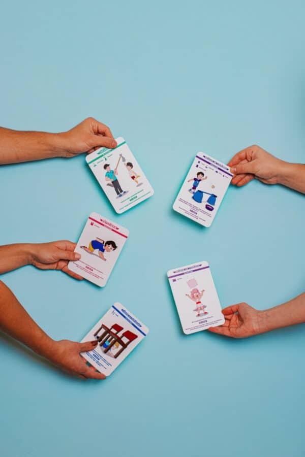 Mazais dara Kartītes mūsu rokās